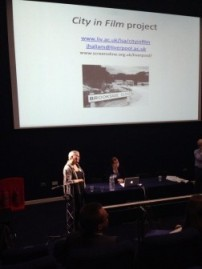 Julia Hallam presentation