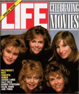 Hollywood's Most Powerful Women (Life, 1986)