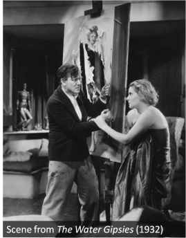 Scene from The Water Gypsies (1932)