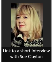 Five Minutes with Sue Clayton