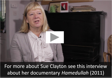 Interview by Unheard Voices with Sue Clayton about her documentary Hamedullah (2011)