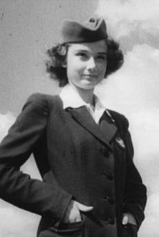 Audrey Hepburn in Nederlands in Zeven Lessen (1948)