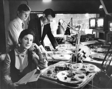 Verity Lambert, TV producer, c.1963
