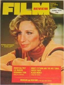 Barbra Streisand, Film Review (1975)
