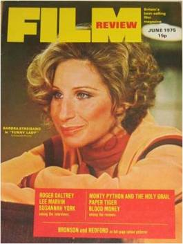 Barbra Streisand, Film Review, 1975
