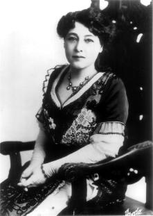 Film pioneer Alice Guy Blaché