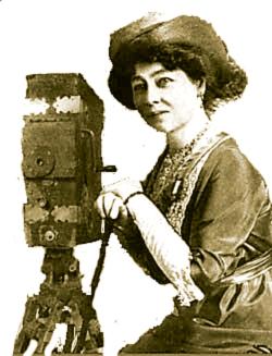 Filmmaker Alice Guy Blaché