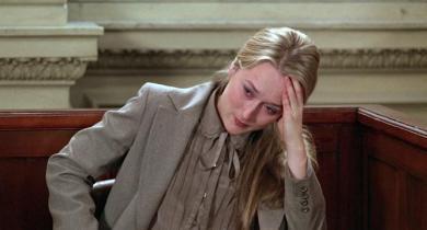 Meryl Streep as Joanna in Kramer vs. Kramer (1979)