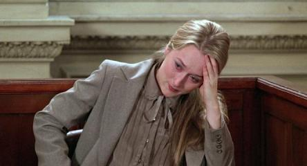 Meryl Streep as Joanna in Kramer vs. Kramer (1979)