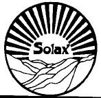 Solax film company logo