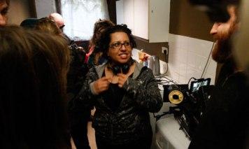 Filmmaker Tina Gharavi