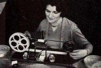 Amateur film editor