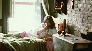 Chantal Akerman in Ma chambre (1975)
