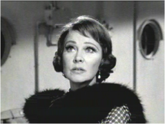 Leigh in ' Ship of Fools' (1965)