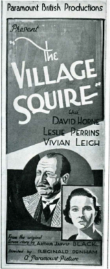 poster of The Village Squire