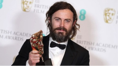 Casey Affleck with BAFTA: What message regarding the rights of women film workers?