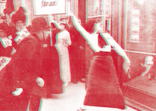 Save the Date: Remake  Frankfurt Women's Film Days: 2-11 November
